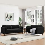 Enkhtuya Modern 2 Piece Standard Living Room Set by Mercer41