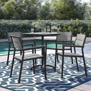 Windsor 5 Piece Dining Set by Sol 72 Outd..