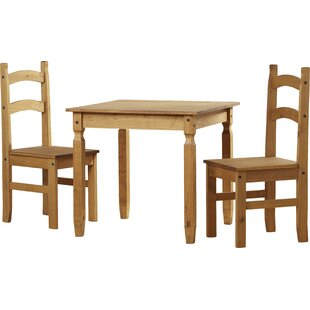 Clearmont Dining Set With 2 Chairs By Alpen Home