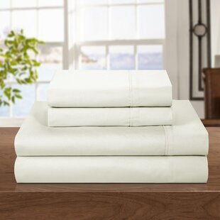 500 Thread Count 100% Cotton Sheet Set By Chic Home