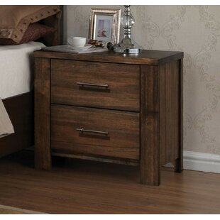 Purchase Zoey 2 Drawer Nightstand by Foundry Select