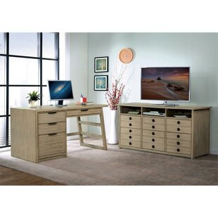 Arbyrd 2 Piece Desk Office Suite