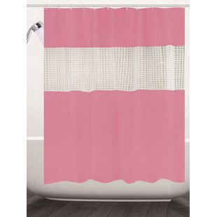 pale pink shower curtain. Save To Idea Board Pink Shower Curtains You Ll Love