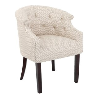 Inglesbatch Tufted Barrel Chair