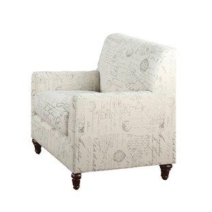 Hearon Armchair by Alcott Hill