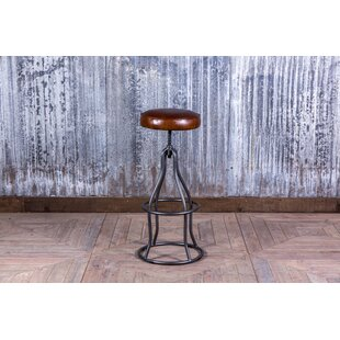 Mariner Height Adjustable Bar Stool By Borough Wharf