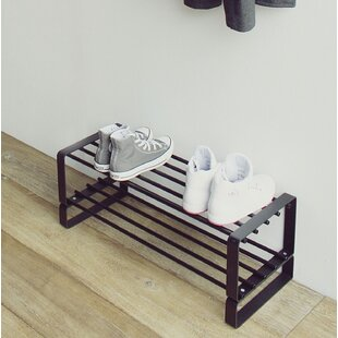 Grandison 6 Pair Shoe Rack By Mercury Row