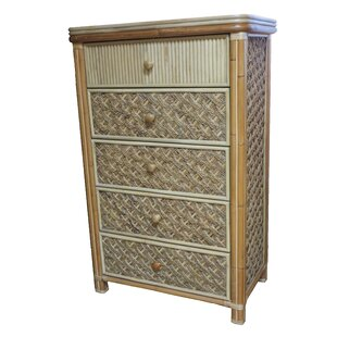 Jovani 5 Drawer Chest