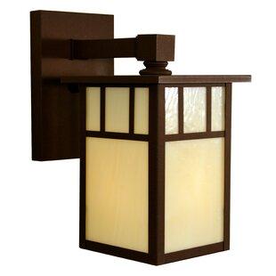 Arroyo Craftsman Huntington 1-Light Outdoor Wall Lantern