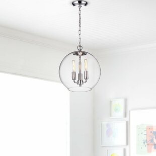 Mouton 3-Light Globe Pendant