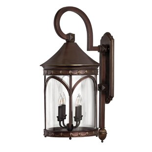 Best Price Lucerne 4-Light Outdoor Wall Lantern By Hinkley Lighting