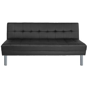 Eawood Convertible Sofa by Orren Ellis