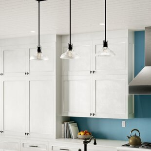 Affordable Price Lindley 3-Light Kitchen Island Pendant By Laurel Foundry Modern Farmhouse