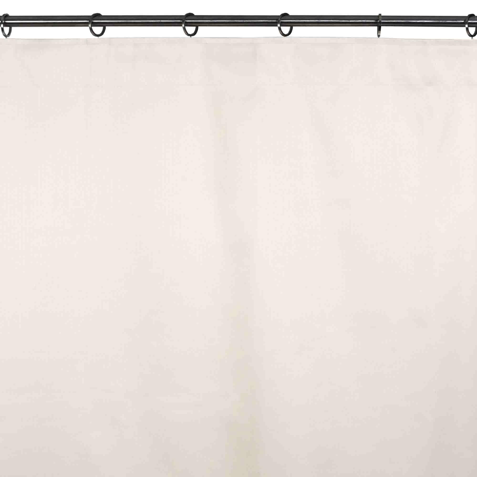 Madura Occultant Solid Color Blackout Pencil Pleat Single Curtain Panel Wayfair