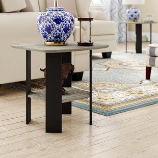 Alastair Simple End Table ..