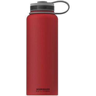 Majeski Mighty Flask 40 oz. Stainless Steel Travel Tumbler
