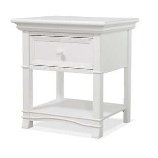Best Reviews Montgomery 1 Drawer Nightstand by Sorelle Reviews (2019) & Buyer's Guide