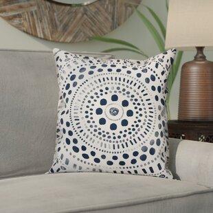 Nicci Mandala Throw Pillow Cover