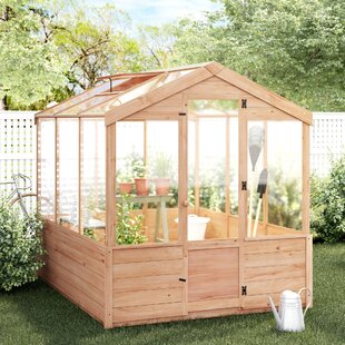 Budget 6 Ft. W X 8 Ft. D Greenhouse By Sol 72 Outdoor