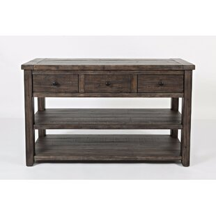 Gracie Oaks Westhoff Console Table