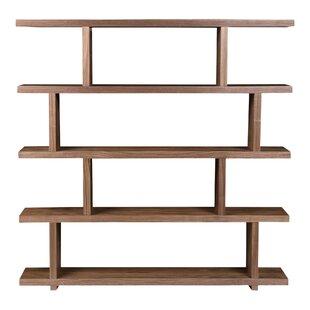 Corinna Geometric Bookcase
