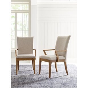 Hygge Upholstered Dining Chair (Set Of 2) by Rachael Ray Home Great Reviews