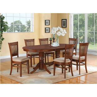 Rockdale 9 Piece Solid Wood Dining Set by..