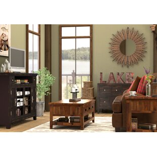 Savings Thayne TV Stand for TVs up to 60 by Loon Peak Reviews (2019) & Buyer's Guide
