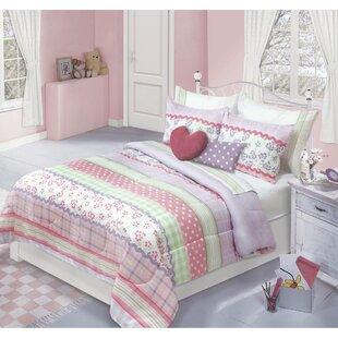 Kaylani 2 Piece Twin Comforter Set