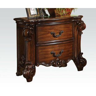 JV 2 Drawer Nightstand