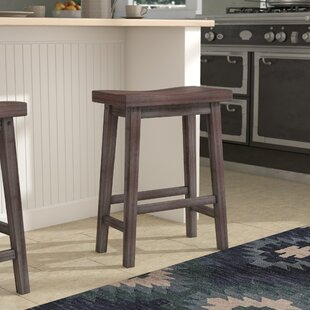 Ellert 24 Counter Height Bar Stool by Millwood Pines