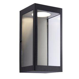 Abadie LED Outdoor Wall Lantern Image