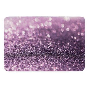 Sparkle by Debbra Obertanec Bath Mat