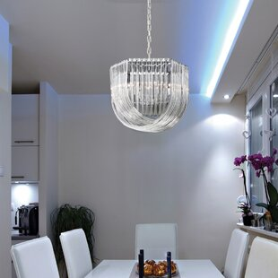 Eurofase Elise 8-Light Bowl Pendant
