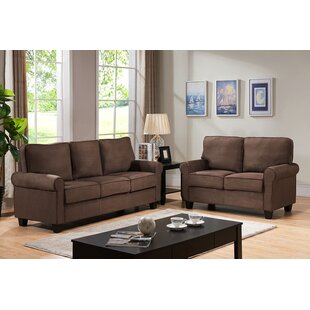Red Barrel Studio Ginther Configurable Living Room Set