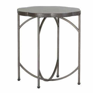 Gillian Wrought Iron Side Table