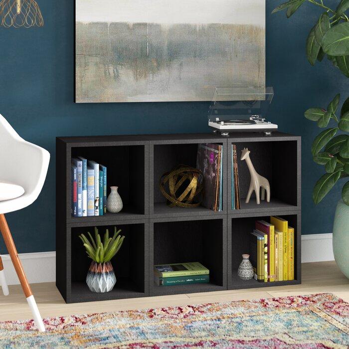Dehart Cube Bookcase