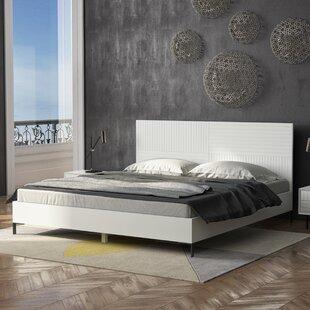 Ajiana Low Profile Platform Bed by Ebern Designs