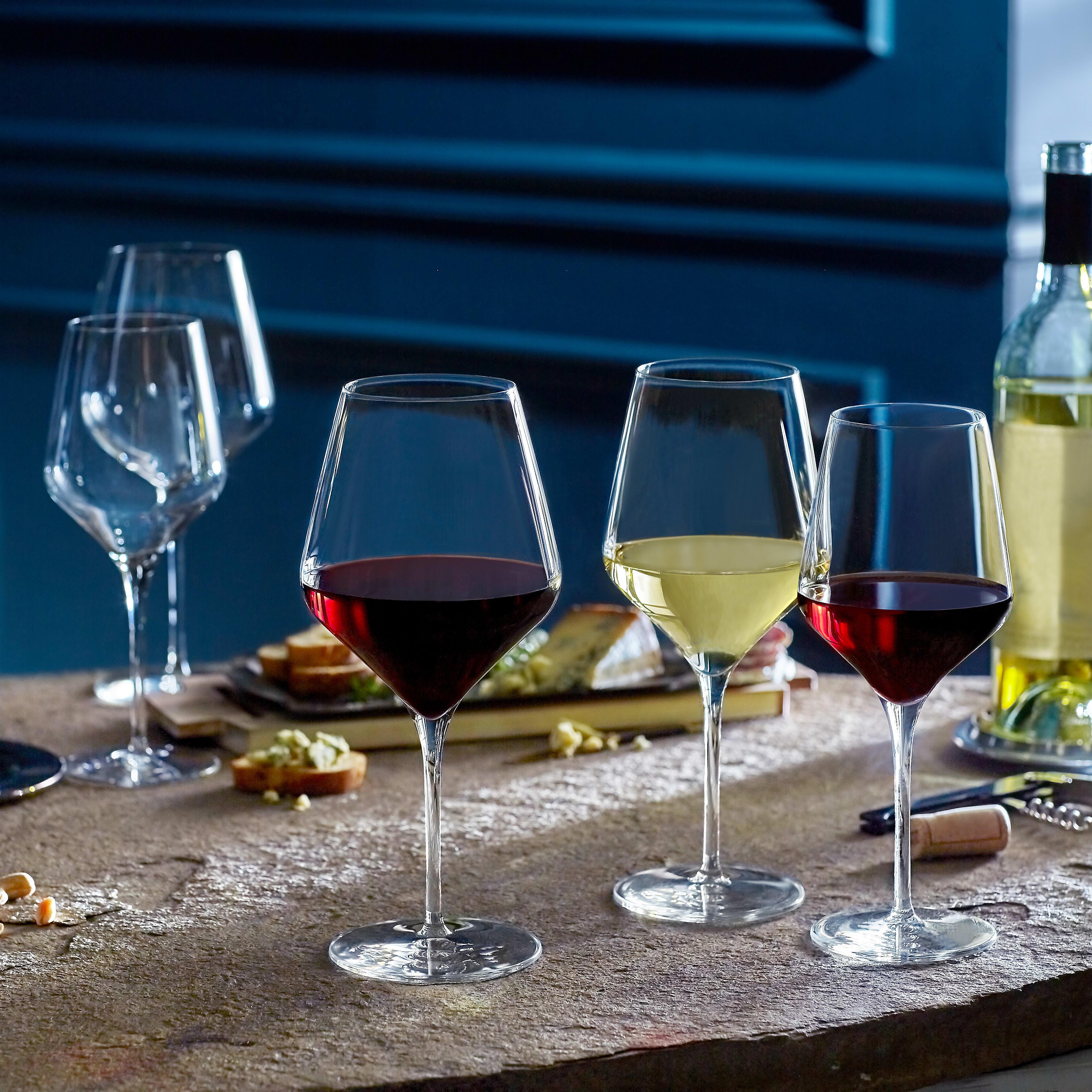 Modern Wine Glasses Up To 65 Off Until 11 20 Wayfair Wayfair