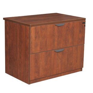 Check Prices Linh 2-Drawer Laminate File by Latitude Run