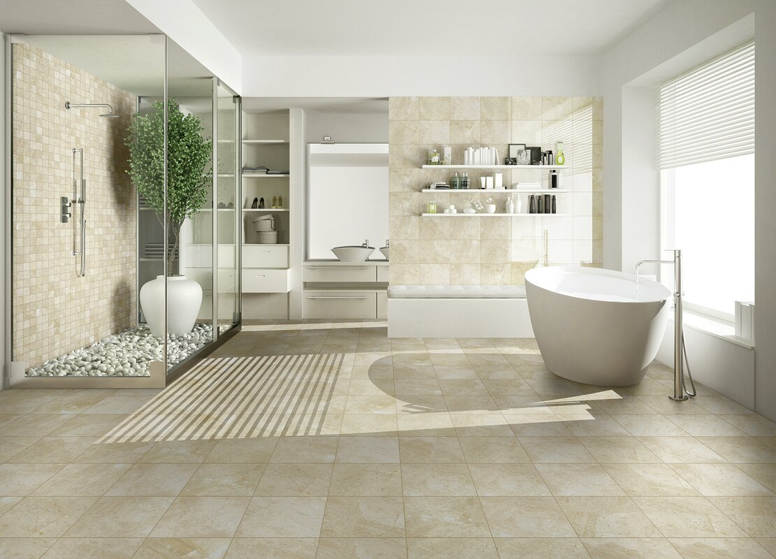 Parvatile peyton 12 w x 12 porcelain field tile in off white peyton 12 w x 12 porcelain field tile in off white dailygadgetfo Gallery