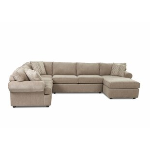 Red Barrel Studio Cartee Sectional