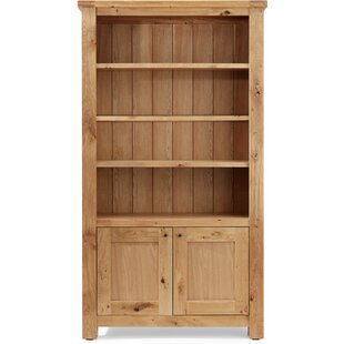 Normandy Solid Oak Display Cabinet