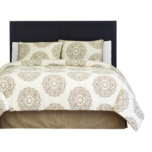 Gossman 4 Piece Comforter Set by Three Posts