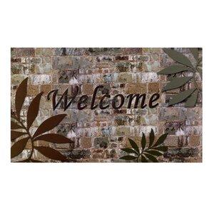 Welcome Palms Doormat