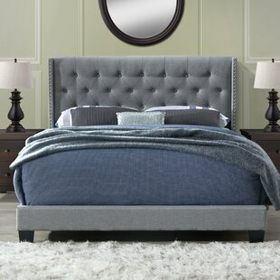 29d0188b9042 Adella Queen Upholstered Panel Bed