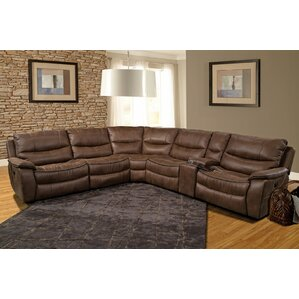 Red Barrel Studio Emer Reclining Sectional Image