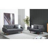 Witter 2 Piece Standard Living Room Set by Corrigan Studio®