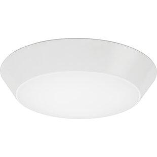 Lithonia Lighting Versi 1-Light LED Flush Mount