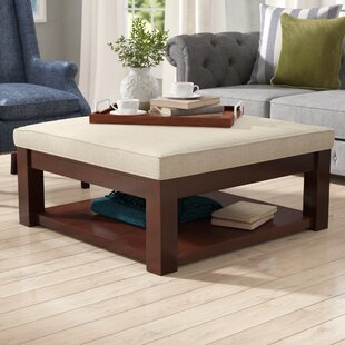 Hults Cocktail Ottoman by Three Posts